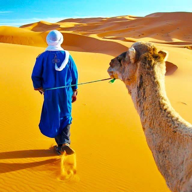Tours from Ouarzazate, Tours from Ouarzazate to Merzouga