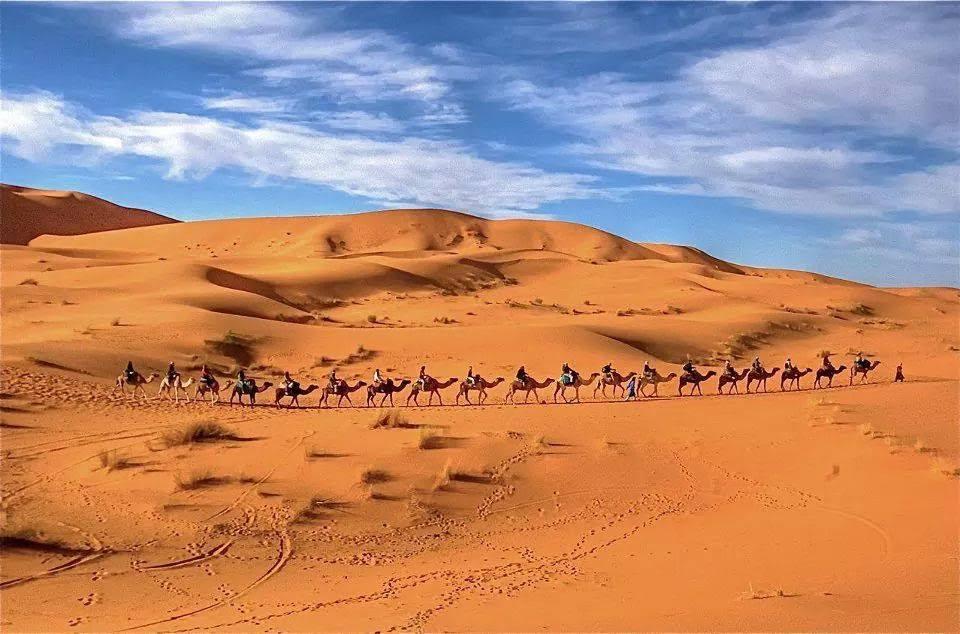 Tangier Desert Tour