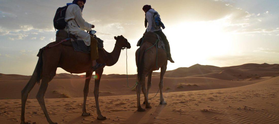 Morocco Camel Trekking Tours