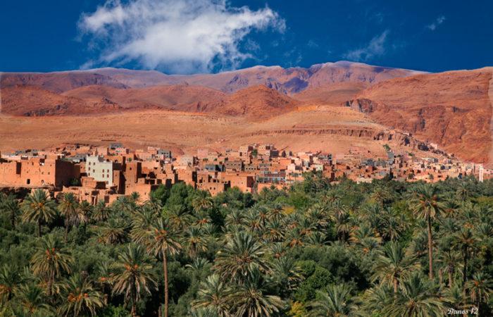Marrakech Atlas Tour