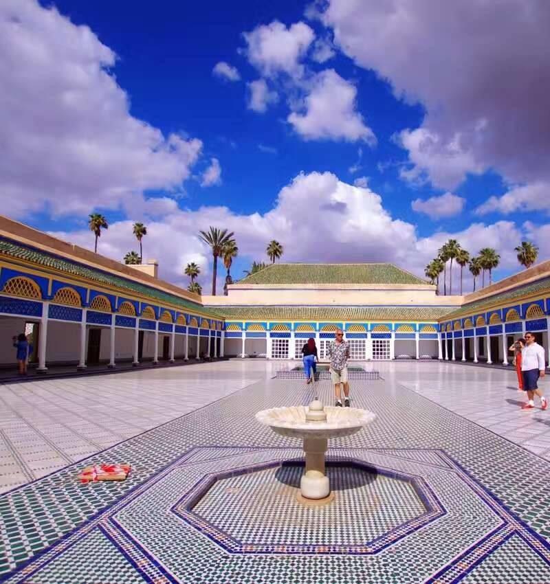 Casablanca Desert Tour